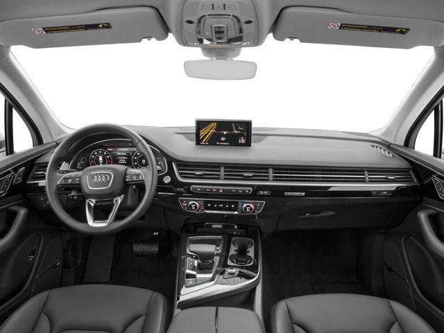 2017 Audi Q7 3 0t Premium Plus Quattro In Ann Arbor Mi Volkswagen Of